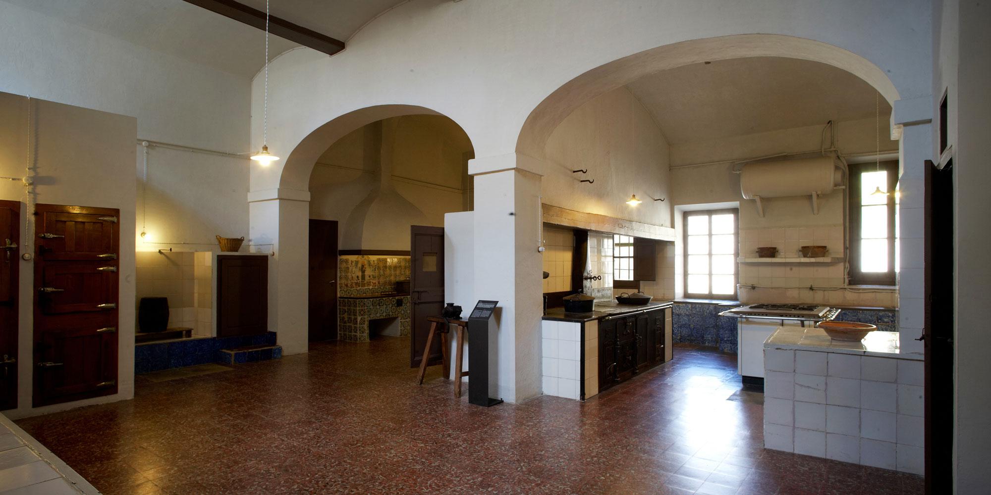 cuina del monestir
